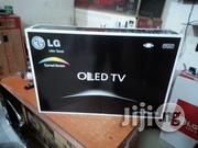 LG Curved OLED Tv 32 Inches With 2 Yrs Warranty | TV & DVD Equipment for sale in Lagos State, Ojo