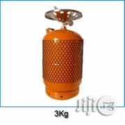 3kg Gas Cylinder 3kg With Burner (Foreign) | Kitchen Appliances for sale in Lagos State, Ikeja