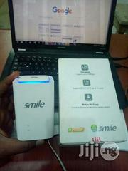 Universal 4G SMILE Router (Unlock to Glo Etisalat Mtn Airtel Ntel) | Networking Products for sale in Lagos State, Ikeja