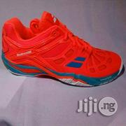 Babolat Lawntennis Nd Badminton Canvas | Shoes for sale in Lagos State, Ikeja