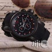 Invicta S1 Rally Chronograph Black Dial Wristwatch   Watches for sale in Lagos State, Oshodi-Isolo