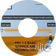 A+ Basic Science & Technology Videos – Pry 1-3 (DVD) | CDs & DVDs for sale in Lagos State, Ikeja