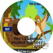 A+ General Knowledge Videos – Pry 1-3 (DVD) | CDs & DVDs for sale in Lagos State, Ikeja