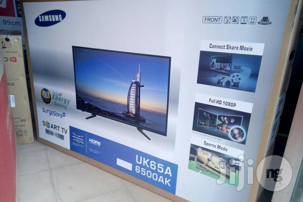 Samsung Smart TV 65 Inches With Full HDMI 2,200 Watts