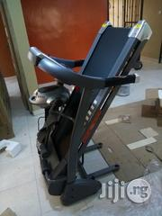 Foldable 2.5hp Treadmill With Massager Maximum User Weight 120kg   Massagers for sale in Cross River State, Calabar