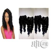 Hair Indian Deep Curly Waves Weavon-12inchs | Hair Beauty for sale in Lagos State, Surulere