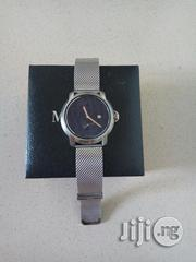 Movado Unisex Silver Wristwatch   Watches for sale in Lagos State, Surulere