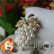 High Rhinestone And Pearl Brooches | Jewelry for sale in Lagos State, Surulere