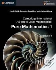 Cambridge International AS And A Level Mathematics | Books & Games for sale in Lagos State, Surulere