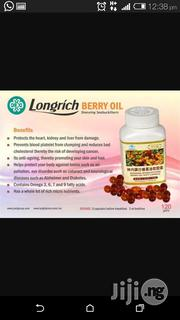 Longrich Berry Oil | Vitamins & Supplements for sale in Lagos State, Gbagada