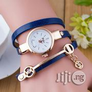 Bracelet With Wrist Watch | Watches for sale in Rivers State, Port-Harcourt