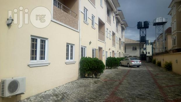 Archive: A Service 4 Bedroom Townhouse With an Attached One Room Staff Quarters on Ihuntayo Street, Oniru Estate, Lagos