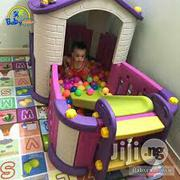 Brand New Childrrn House With Baby Bear Zond and Slide | Toys for sale in Rivers State, Port-Harcourt
