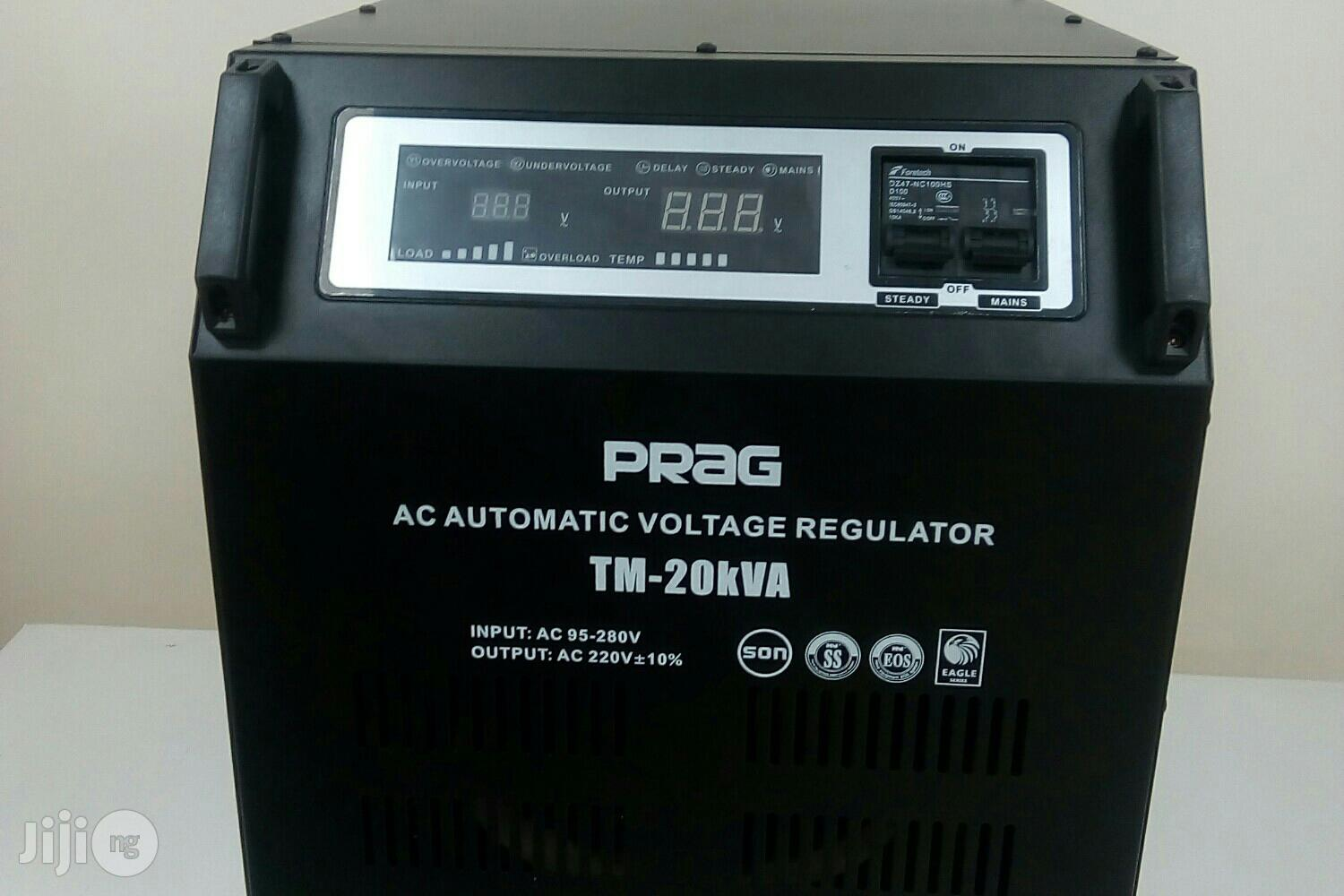 20kva Single Phase Central Stabilizer | Electrical Equipment for sale in Amuwo-Odofin, Lagos State, Nigeria