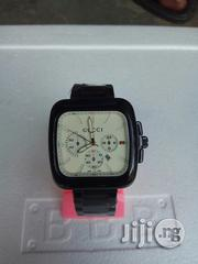Gucci Unisex Black Wristwatch   Watches for sale in Lagos State, Surulere