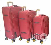 3 Set High Quality 4 Wheel Luggage | Bags for sale in Lagos State, Ikeja