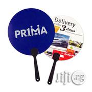 Plastic Promotional & Personalized Hand Fans   Stationery for sale in Lagos State, Ikeja