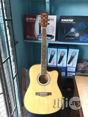 Yamaha Semi-Acoustic / Elctro - Acoustic Guitar | Musical Instruments & Gear for sale in Lagos State, Yaba