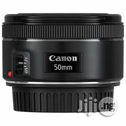 Canon 50mm Prime Lens Full Trame | Accessories & Supplies for Electronics for sale in Lagos State, Ikeja