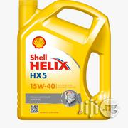 Shell Helix 15w40 Premium Motor Oil | Vehicle Parts & Accessories for sale in Rivers State, Port-Harcourt