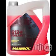 G12+ Antifreeze Mannol Radiator Coolant | Vehicle Parts & Accessories for sale in Rivers State, Port-Harcourt