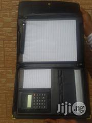 Seminar Folder With Calculator For Sale | Stationery for sale in Lagos State, Ikeja