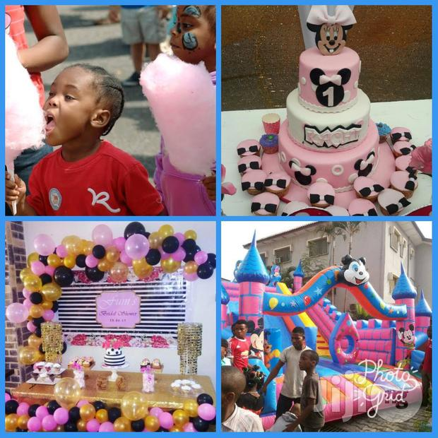 Classy And Affordable Children Party Organisers In Nigeria (Birthdays, Churches, Street Parties, School)