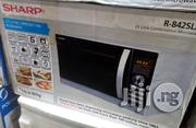 Sharp Microwave (25ltrs)Stainless Steel | Kitchen Appliances for sale in Lagos State, Ojo