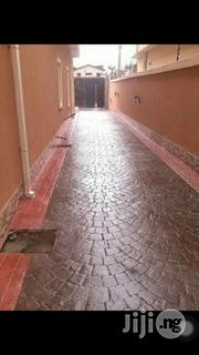 Polished Stamped Concrete Floor | Building & Trades Services for sale in Lagos State, Oshodi-Isolo