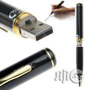 Mini 8GB USB Spy Pen Video Recorder Hidden Camera Camcorder DVR 640*48 | Security & Surveillance for sale in Lagos State