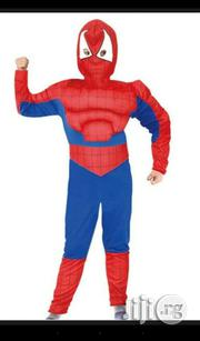 Muscle Spiderman Costume Children Kid Boy Girl Halloween Costume 3-7y | Children's Clothing for sale in Lagos State, Amuwo-Odofin