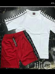 Original Kappa T Shirt and Short for Men   Clothing for sale in Lagos State, Surulere
