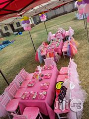 Baby Pink Kiddies Decor | Party, Catering & Event Services for sale in Lagos State, Ojota
