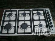 Built In Gas Gas Cooker Six Burners   Kitchen Appliances for sale in Lagos State, Ojo