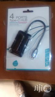 USB3.1C to USB Hub 1x4 | Computer Accessories  for sale in Lagos State, Ikeja