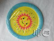 Sunshine Party Disposable Plates | Kitchen & Dining for sale in Lagos State, Surulere