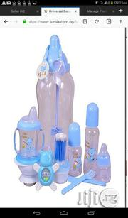 Universal Baby Feeding Bottle Set(Baby Bank)   Baby & Child Care for sale in Lagos State, Amuwo-Odofin