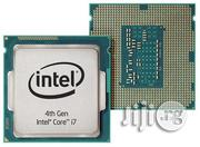 Intel Core I7-4770 Quad-core Desktop Processor 3.4 GHZ | Computer Hardware for sale in Lagos State, Ikeja