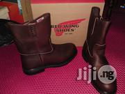 "Redwing 9"" Safety Boot 