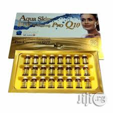 Aqua Skin EGF Whitening Pro Q10 + Natural Swiss Collagen