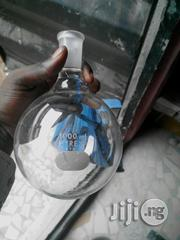 Round Bottom Flask 1000ml Pyrex Quick Fit   Medical Equipment for sale in Rivers State, Port-Harcourt