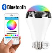 Bluetooth Music Bulb Light With Wireless Stereo Audio Speaker | Home Accessories for sale in Lagos State, Ikeja