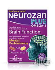 Neurozan Plus Omega-3 Caps | Vitamins & Supplements for sale in Lagos State, Surulere