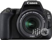 Canon EOS 200D DSLR Camera | Photo & Video Cameras for sale in Lagos State, Lagos Island