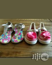 Barbie Toddler Shoe With Bow and Cherokee Sandal | Children's Shoes for sale in Abuja (FCT) State, Jabi