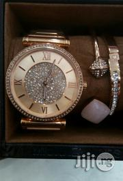 Michael Kor Wrist Watch and Bangles | Watches for sale in Lagos State, Maryland