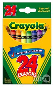 Crayola 24 Pack Crayons | Stationery for sale in Lagos State, Surulere