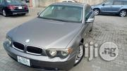 BMW 7 Series 2003 Gray | Cars for sale in Lagos State, Lekki Phase 1