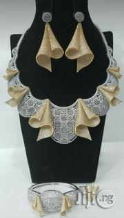 Angelic Zirconia Jewelry Set   Jewelry for sale in Lagos State, Surulere