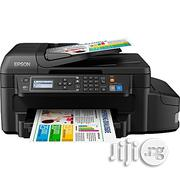 Epsonepson L805 Wi-Fi Photo Ink Tank Printer | Printers & Scanners for sale in Lagos State, Ikeja